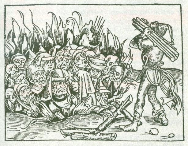 Hinrichtung von Juden in Wien 1421