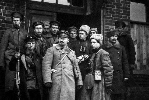 Russ_Revolution_Trotzki_Rote_Armee