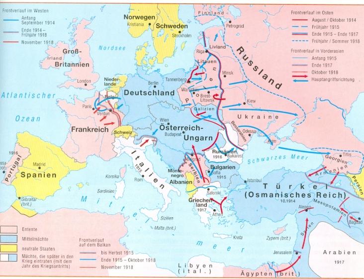 Erster_Weltkrieg_Karte