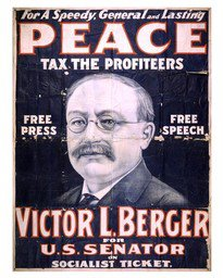 USA 1912 victor berger