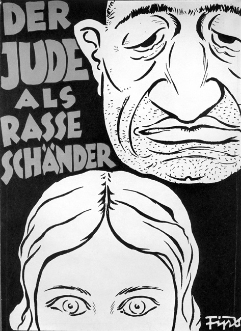 NS_Jude_Rasseschänder