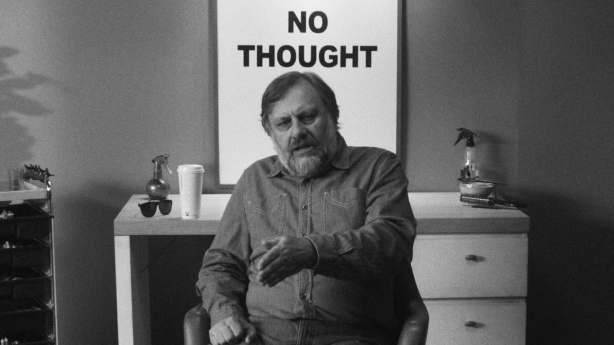 Zizek no thought