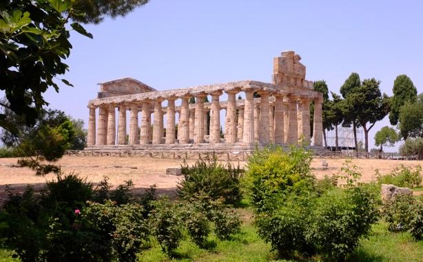 Antike_Paestum_Magna_Graecia_Ceres_Athene_Tempel_500vChr